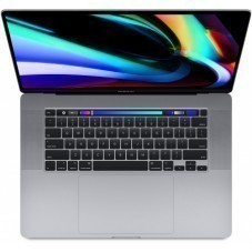 Лаптоп APPLE MacBook Pro 16 Touch Bar/8-core i9 2.3GHz/16GB/1TB SSD/Radeon Pro 5500M w 4GB - Space Grey - INT KB