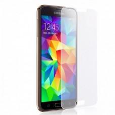 Стъклен протектор No brand Tempered Glass за Samsung Galaxy S5, 0.3 mm, Прозрачен  - DE-52030