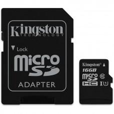 KINGSTON 16GB microSDXC Canvas Select