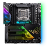 Ценови оферти за новите дънни платки за платформата Intel LGA2066